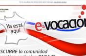 Campaña e-vocación