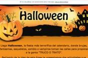 Campaña Halloween 2013