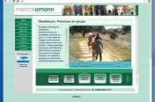 Web marcosamann.com