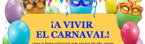 e-Mailing Campaña Carnaval 2014