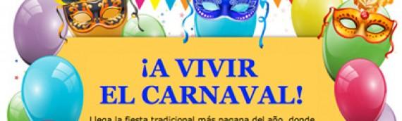 e-Mailing Campaña Carnaval 2014